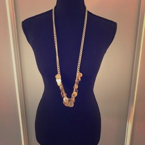 Jewelry - French coin necklace